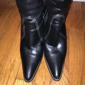 🎉CLEAR OUT SALE🎉 🦋 Coach Bella Calf Skin Boots